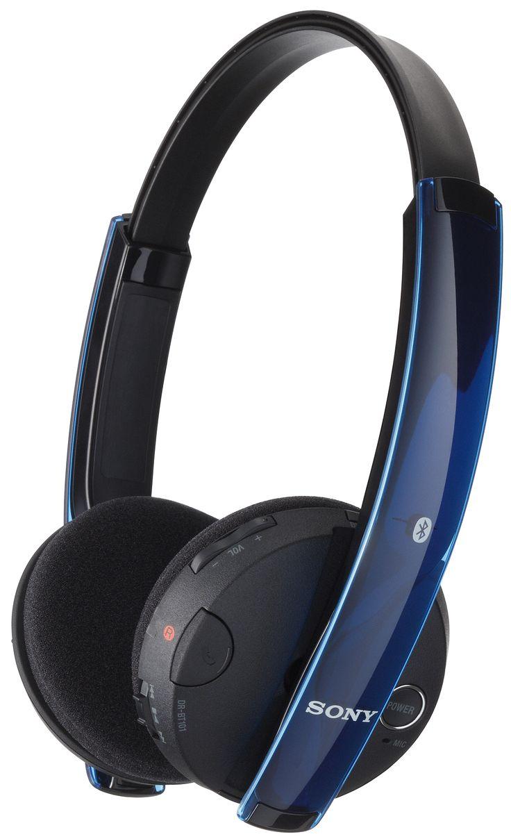 Sony DRBT101 Bluetooth headphone