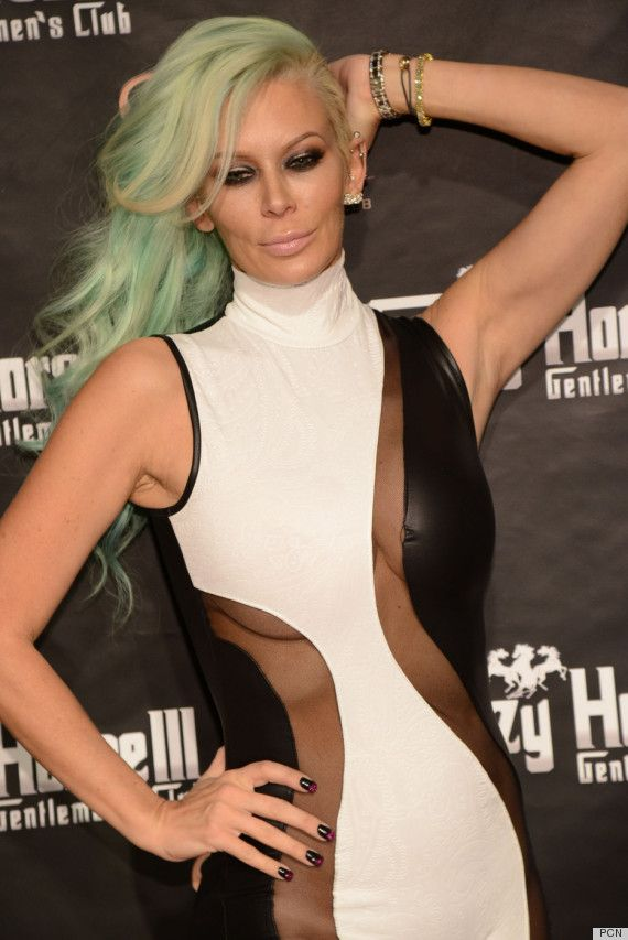 Jenna Jamesons Jumpsuit Is A Sight To Behold (PHOTOS)