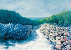 Hortensien in der Provence