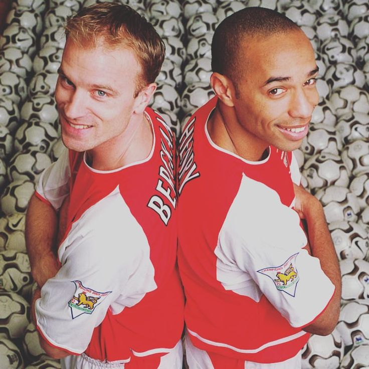 ¿Cuánto mide Dennis Bergkamp? - Real height 49bbab3585feaf6037d7ff868d24f82e--thierry-henry-king-henry