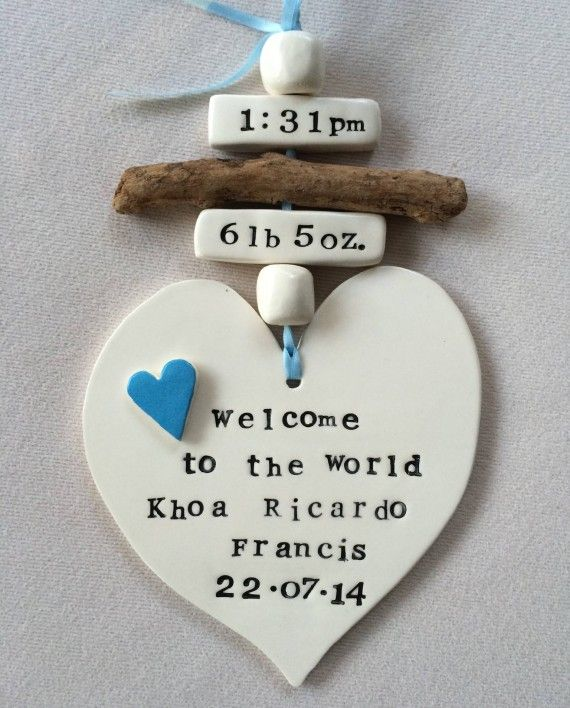 Personalise this baby mobile here at http://www.coastalstudio.com.au/product/welcome-baby/