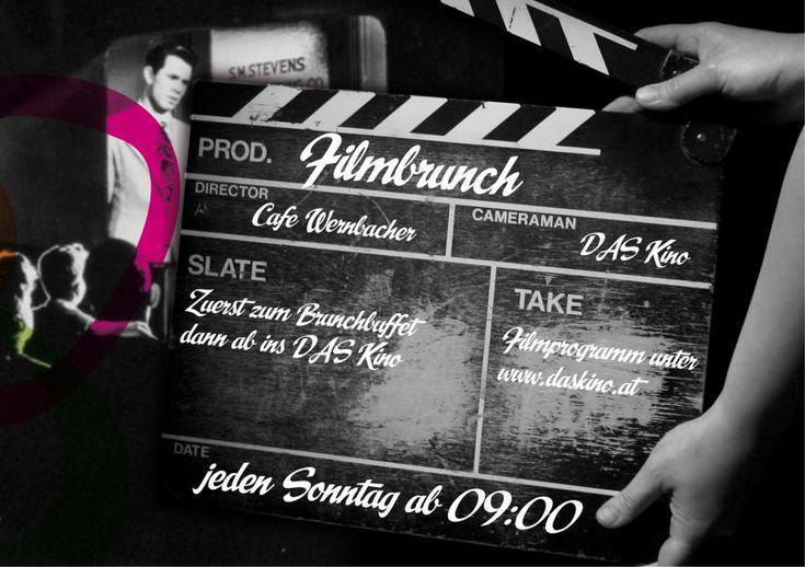 Der etwas andere Sonntagsausflug führt ab sofort vom Kaffeehaus direkt in den Kinosessel. Immer mehr Cafés im SalzburgerLandbieten gemeinsam mit verschiedenen Kinos einen sonntäglichen Filmbrunch