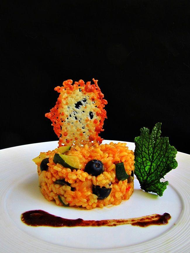arroz aragonés