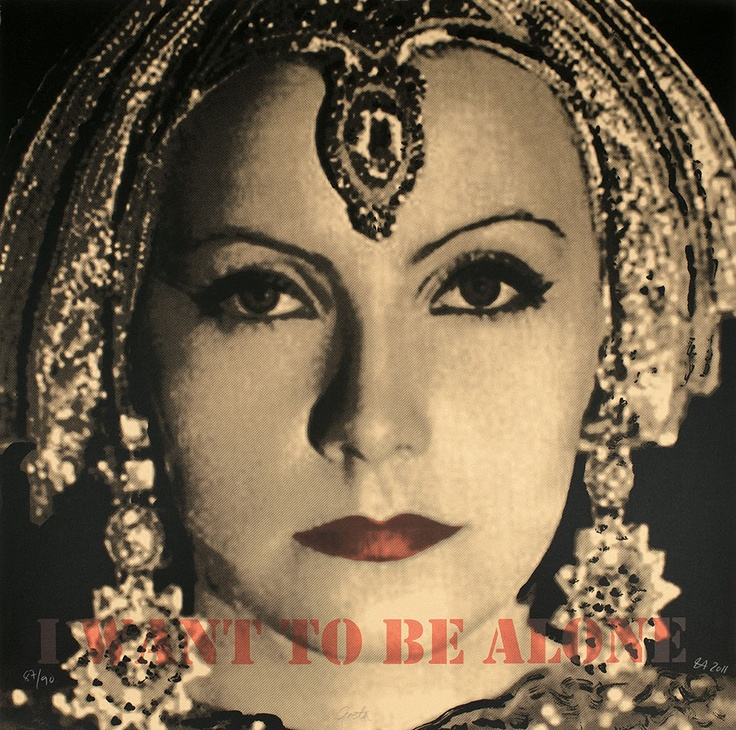 Unni Askeland - BIG BIG BIG | Greta Garbo