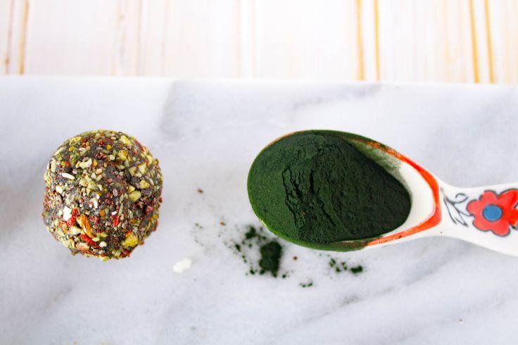 Spirulina Superfood Bites