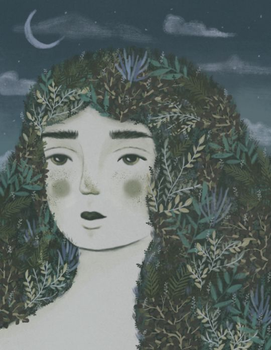 Spirit of the Forest by Daniela William