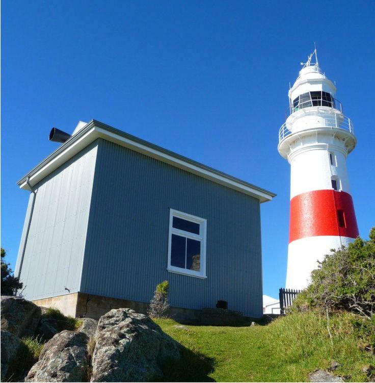 Low Head Lighthouse & Foghorn - LOW HEAD