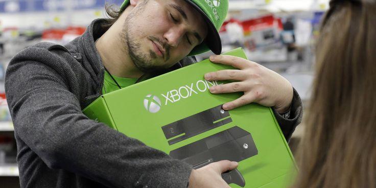 The Xbox One Is Here, And Fans Have All The Feelings
