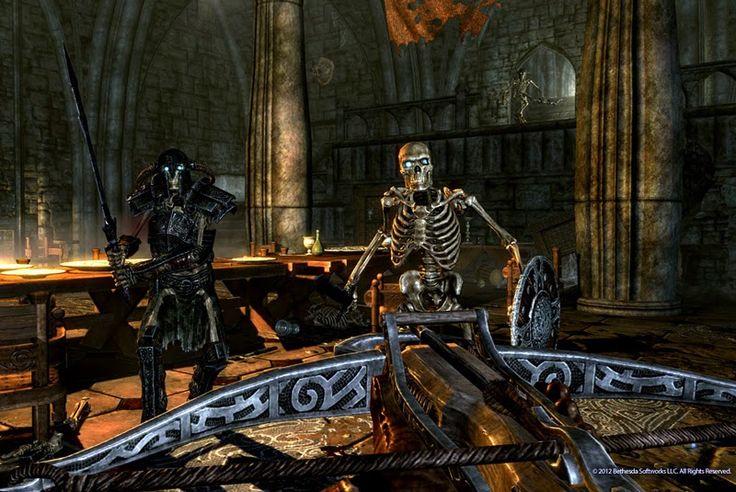 Great games like Skyrim