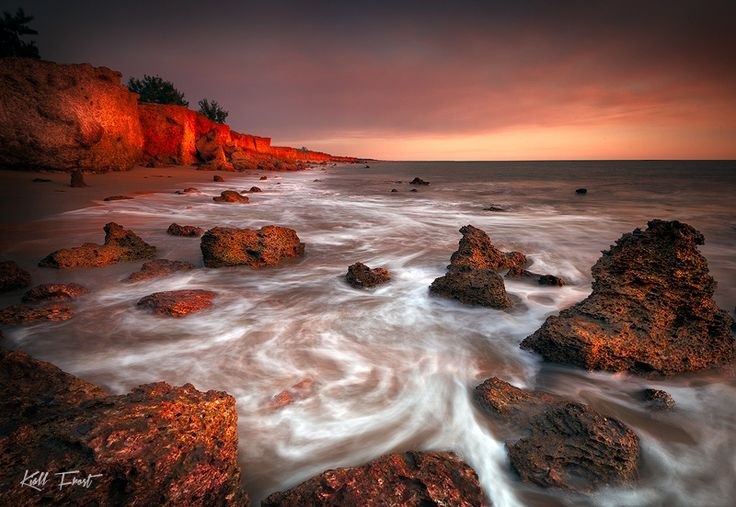 Dundee Beach by Kiall Frost on 500px