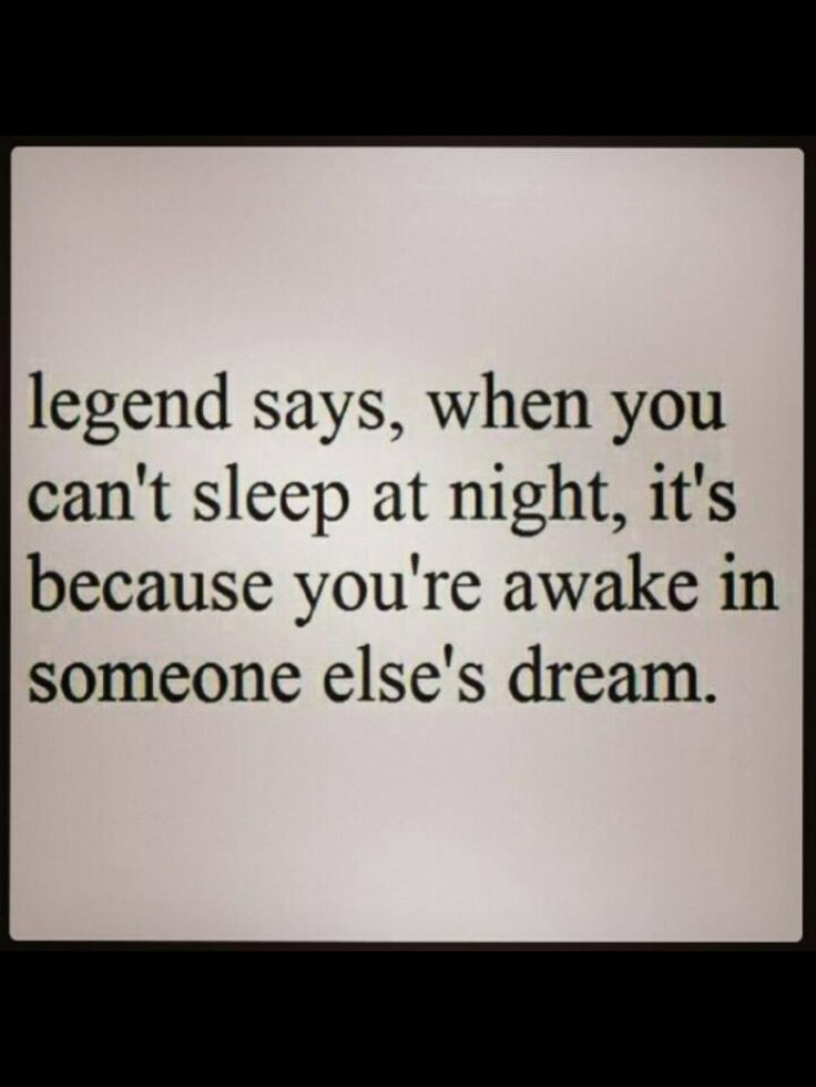 how to make an insomniac fall asleep