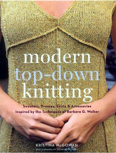 Modern Top-Down Knitting - Алина Азинова - Picasa Webalbumok