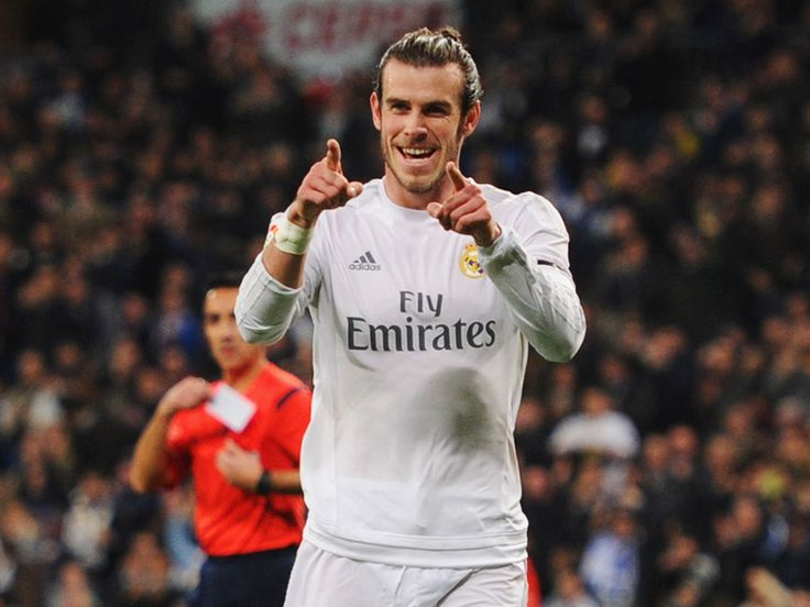 Gareth Bale Wide HD Wallpaper