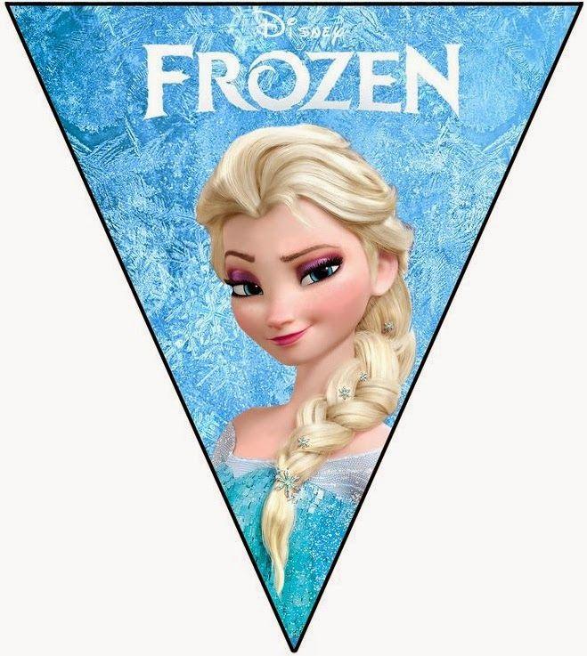 BulutsMom: Disney Frozen (Karlar Ülkesi) Doğum Günü Süsleri