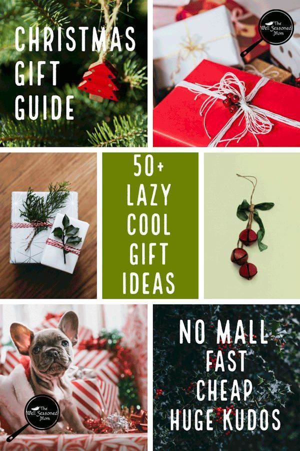 50 Epic Gift Ideas No Mall Cheap Big Kudos Holiday Christmas Gifts Epic Gift