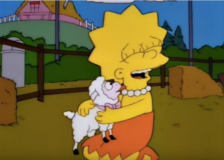 "The Simpsons' ""Lisa the Vegetarian"" episode changed the image of vegetarians on TV."