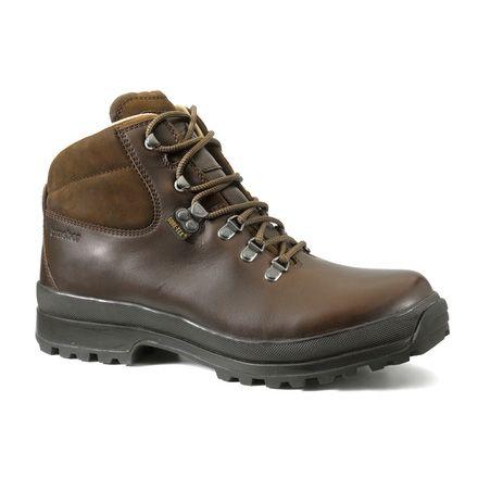 $178 Brasher Hillmaster II GTX Walking Boots - Chocolate