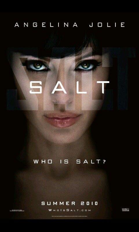 """Salt"" #movies I love any Angelina Jolie movie. #Nuffsaid #marlz"