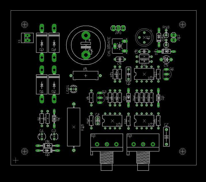 0 30v Laboratory Power Supply Circuito Electrico Circuitos