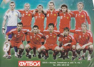 sport photo retro: Russia 2008