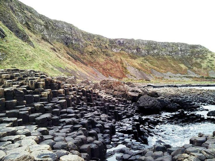 Giant steps, ireland