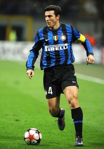 Javier Zanetti will retire from football at the end of the season. :(