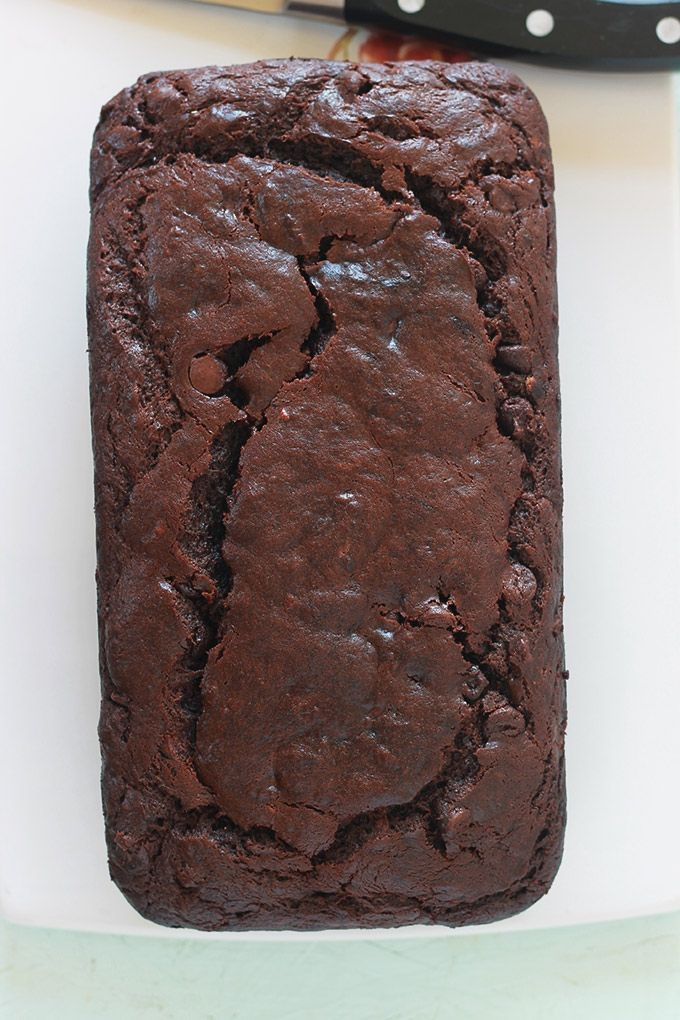 Cake Banane Chocolat Hyper Moelleux Banana Bread Recette