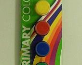 Primary Color Paint Set -6 colors, Paint Kit, ceramics