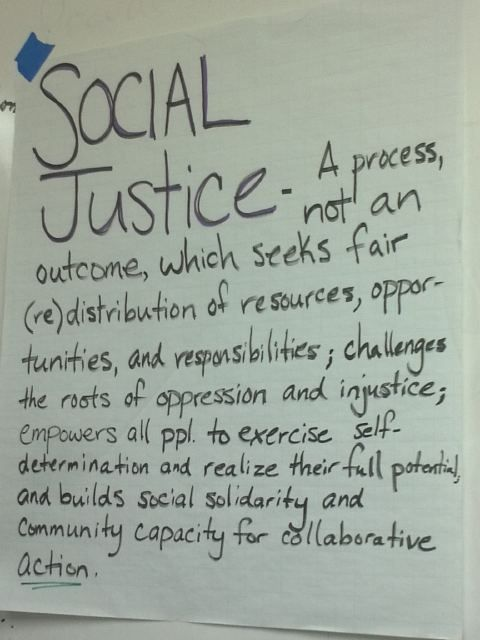What's the Difference between Social Justice and Social Work - Social Work Helper