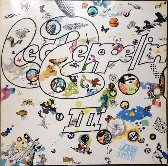 Led Zeppelin - Led Zeppelin III: buy LP, Album, Gat at Discogs