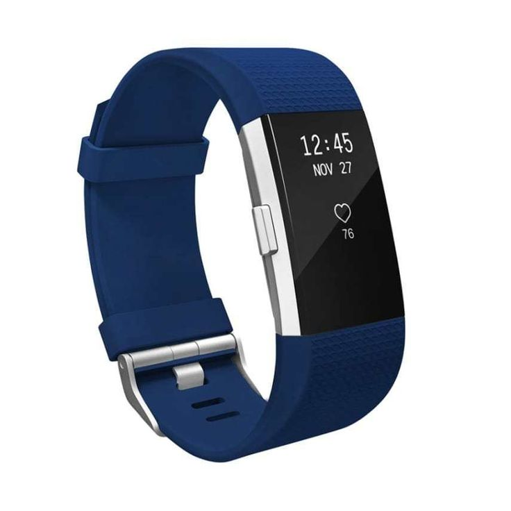 Sport Strap Heart Rate Bands Silicone For Fitbit Charge 2 HR Fitness Wristband #Wearlizer