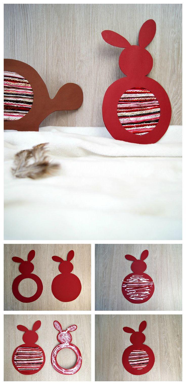 die besten 25 basteln f r ostern ideen auf pinterest basteln zum fr hling mit kindern. Black Bedroom Furniture Sets. Home Design Ideas