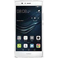 Huawei P9 lite Smartphone débloqué 4G [Version Europe de l'Ouest] blanc