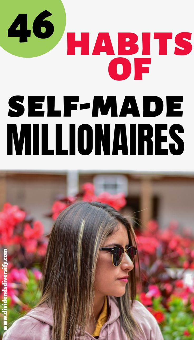 Self-Made Millionaires – Wealth Building
