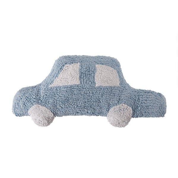 Kindermöbel, Kinderwagen & Kinderartikel online kaufen | Lorena Canals Kissen Auto Hellblau | online kaufen