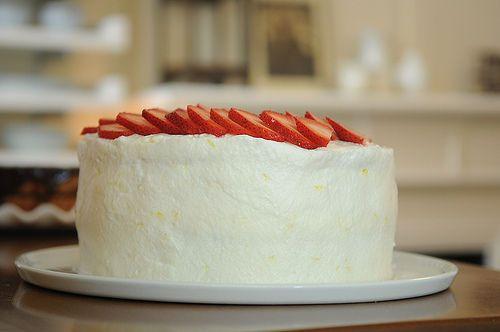 Lemon Birthday Cake Recipe: http://food52.com/recipes/143-lemon-birthday-cake #Food52