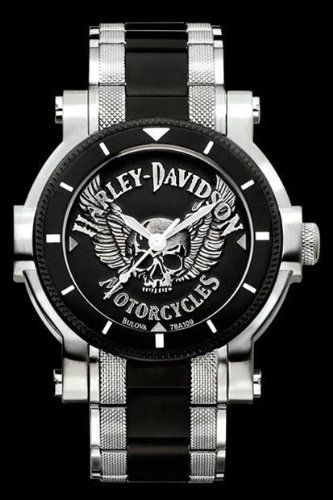 17 best images about men s h d watches bulova harley davidson men s bulova watch 78a109 bikeraa com