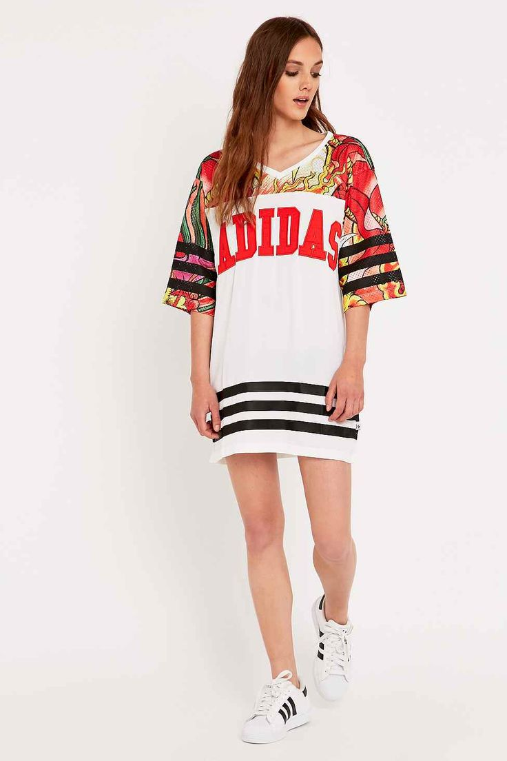 Adidas Dragon Tee Dress