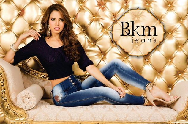 Catalina Valencia at BKM Jeans