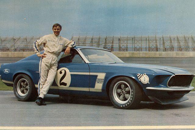 Trans Am Mustang Boss 302