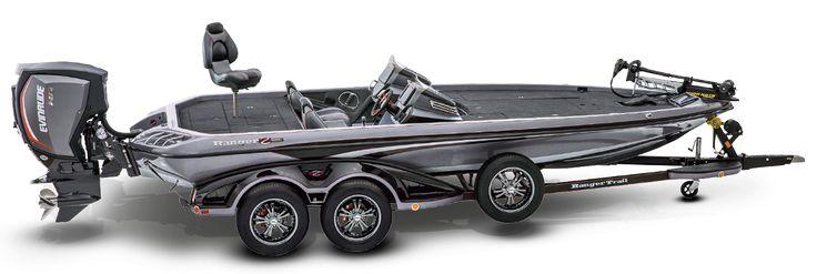 Ranger Boats Z521C Bass Boat | MyDreamRig.com