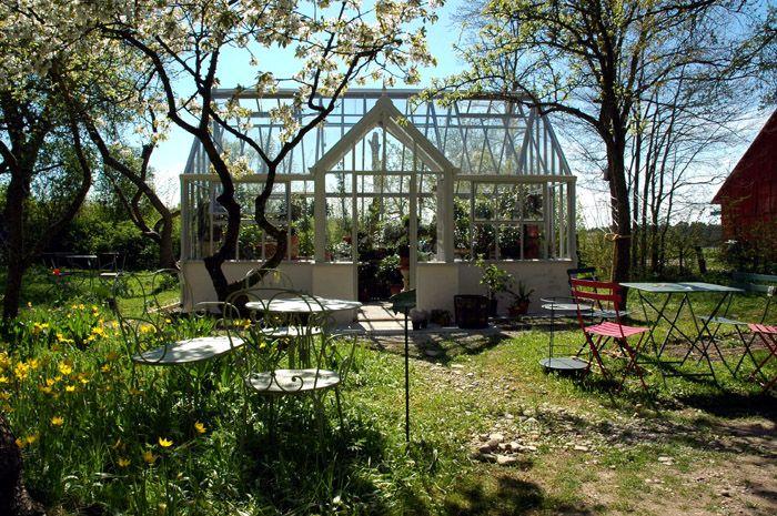 verdus veranda. trädgård och inredningsbutik