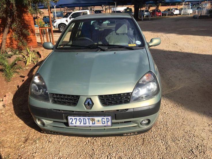 2002 Renault Clio 1.6 Avantage auto  R 59 900