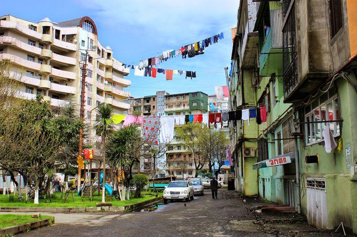 Batumi | ბათუმი | Батуми w აჭარაშ ავტონომიური რესპუბლიკა