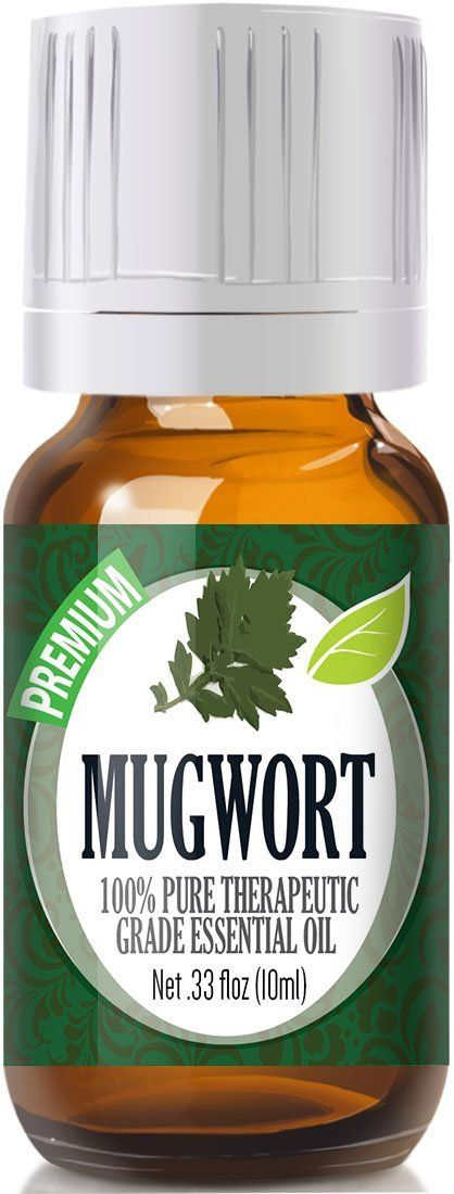 Mugwort 100% Pure, Best Therapeutic Grade Essential Oil - 10ml ** You can get more details here : ginger essential oil