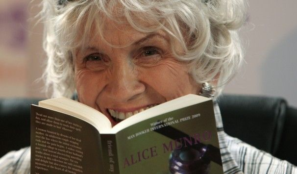 "WSJ story from Oct. 10, 2013: Canadian writer Alice Munro wins this year's Nobel Prize in literature. She is being called the ""Master of the contemporary short story."""