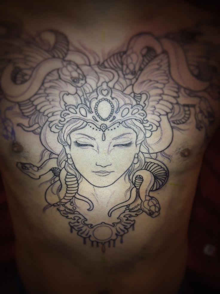 Ryan Mason, Scapegoat Tattoo, Portland Oregon