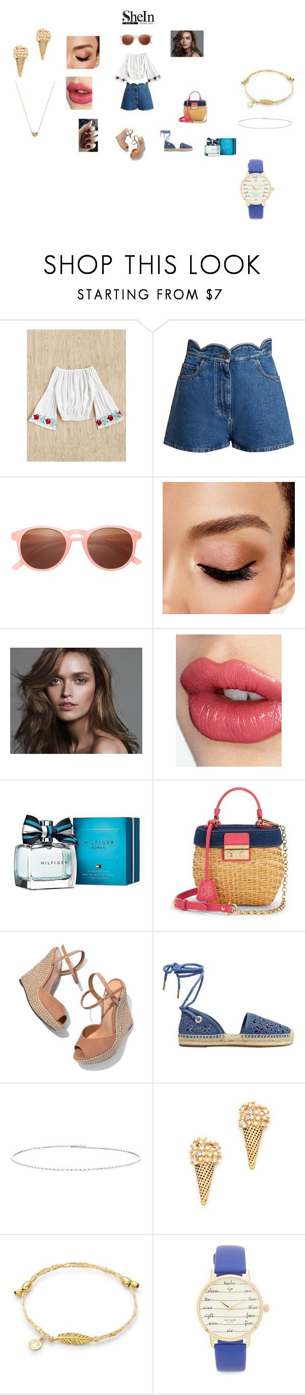 """""""SHEIN: WIN $30 COUPON!"""" by annali1983 ❤ liked on Polyvore featuring Valentino, Avon, Charlotte Tilbury, Tommy Hilfiger, Draper James, Schutz, MICHAEL Michael Kors, Suzanne Kalan, Marc Jacobs and Kate Spade"""