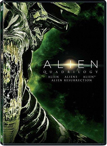 Harry Dean Stanton & John Hurt - Alien Quadrilogy