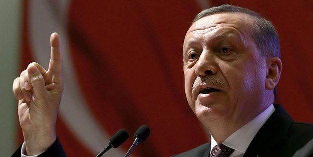 Cumhurbaşkanı Erdoğan'dan Demirtaş'a tokat gibi cevap